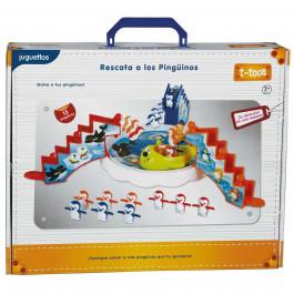 T-Toca Rescata a los Pingüinos