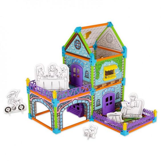 Manualidedos Pinta y Monta tu Casa