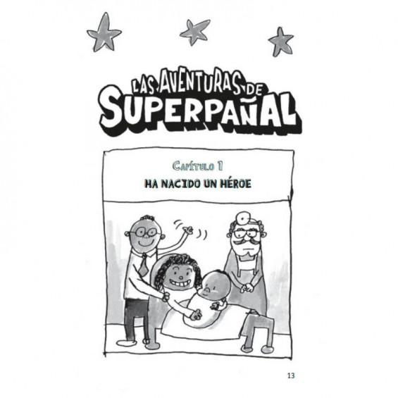 El Capitán Calzoncillos y las Aventuras de Superpañal