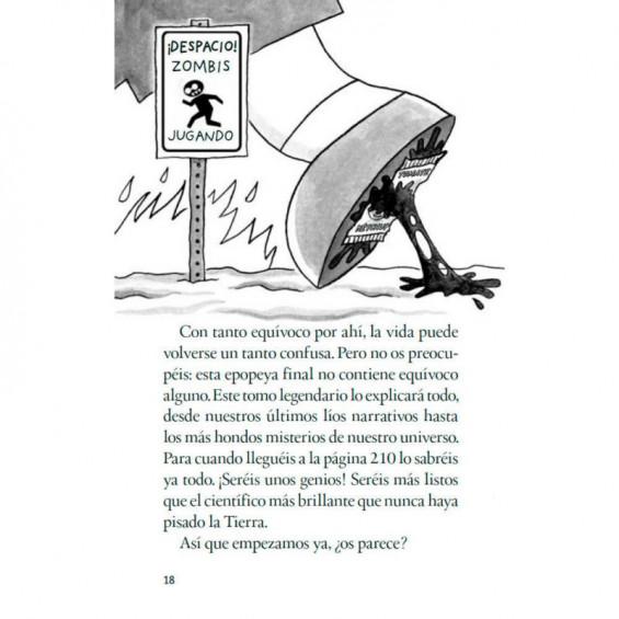 El Capitán Calzoncillos y la Repugnante Revancha de los Calzones Robótico-Radiactivos