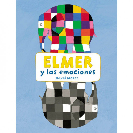 Elmer y las Emociones Actividades