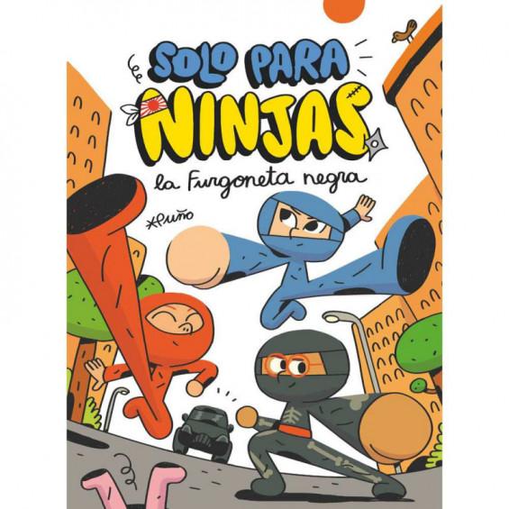 Solo Para Ninjas 1: La Furgoneta Negra