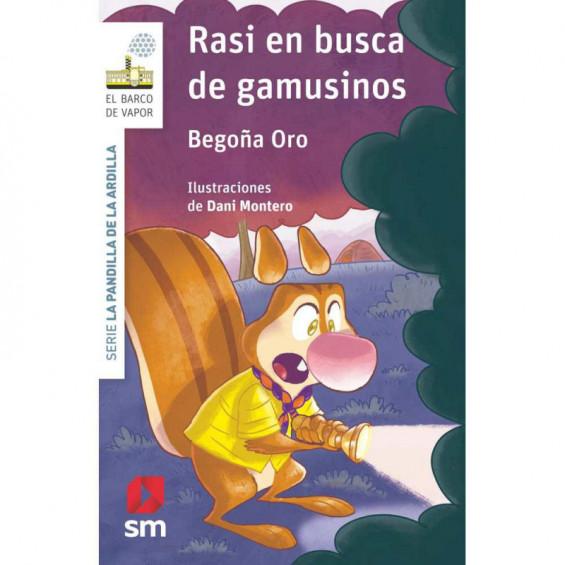 Rasi en Busca de Gamusinos
