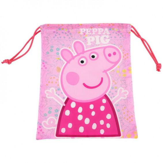 Peppa Pig Saco Merienda