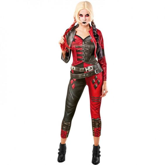 Disfraz Adulto Harley Quinn