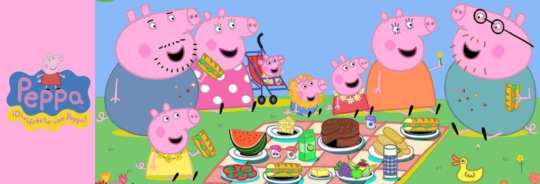 Peppa Y Muñecos Pig Juguetes Juguettos 4RjAL35